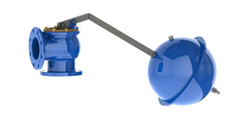 AVK BALL FLOAT VALVE, PN16 - AVK Group