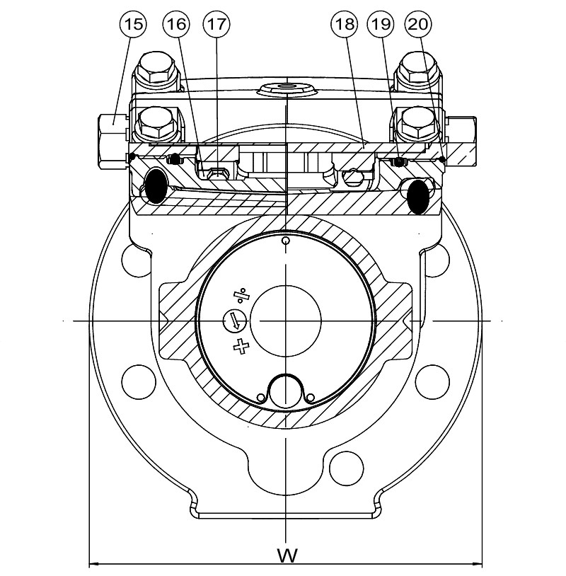 Disc Check Valve Diagram